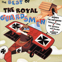 THE ROYAL GUARDSMEN The Best Of CD BRAND NEW
