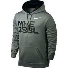 NIKE KO BASEBALL THERMA-FIT PULLOVER TRAINING HOODIE 704703-038 MEN'S SIZE XL