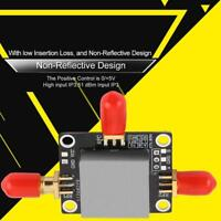 Low Noise Radio Amplifier DC-6GHz RF LNA SPDT Switch with High Isolation 27 dB