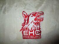 """EHC Freiburg Eishockey Aufnäher """"EHC FREIBURG Wappen"""" TOP"""