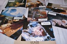 LE BLOB ! Chuck Russell  jeu photos cinema lobby cards fantastique  gore