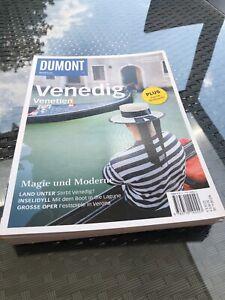 Dumont Reiseführer Venedig Venetien      - NEUWERTIG