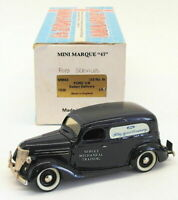 Minimarque 43 1/43 Scale Model Van 6C - 1936 Ford V8 Sedan Delivery Van - Ford