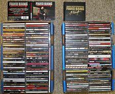 CD-Sammlung Alben 183 CD Hip Hop Rap nur Interpreten