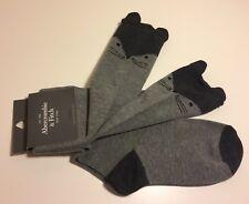 NWT Abercrombie & Fitch Women's Cutie Boot Socks