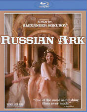 BLU-RAY Russian Ark: Anniversary Edition (Blu-Ray) NEW