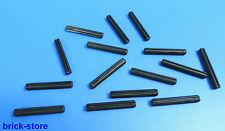 LEGO technique Nr- 370526/Barre transversale/Hache noir longueur 4/15 Pièces