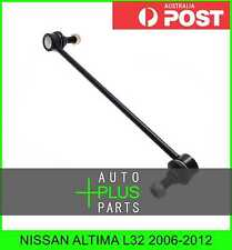 Fits NISSAN ALTIMA L32 - Front Left Hand Lh Stabiliser / Anti Roll Sway Bar Link
