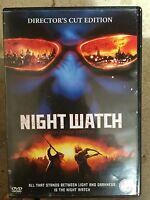 NOCHE WATCH 2004 Rusia Vampiro Werewolf Horror Versión Del Director GB DVD