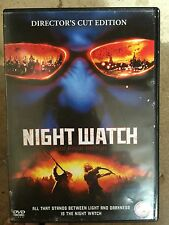 Night Watch 2004 de Rusia Vampiro Hombre Lobo Terror Director's Cut DVD