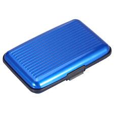 Waterproof Business ID Credit Card Wallet Holder Aluminum Metal Pocket Case Hot