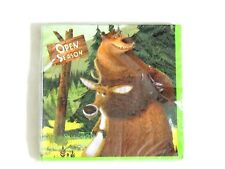 ~~OPEN SEASON ~~ 16- PAPER LUNCH NAPKINS   ,    PARTY SUPPLIES