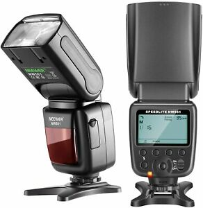 Neewer NW561 LCD Display Flash Speedlite for Canon Nikon Panasonic Olympus