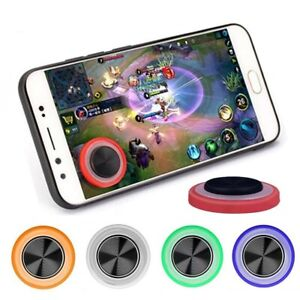 Gaming Touch Screen Joystick Controller For iPhone Smart Phone Android iPad UK