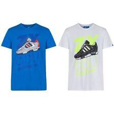 Camisetas de hombre adidas color principal azul