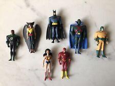 Justice League Unlimited DC Comics Action Figure Lot