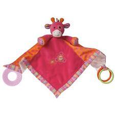 Taggies Mary Meyer Little Jasmine Giraffe Baby Activity Blanket Pink