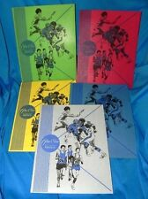 Set of 5 Vintage NEW Color Talk Pee-Chee Folders  (Different Color PeeChees)
