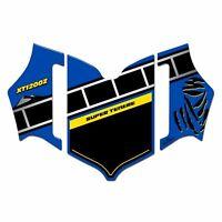 ADESIVI CUPOLINO 2010-14 PROTEZIONE 3D 02 COMPATIBILE CON YAMAHA SUPER TENERE