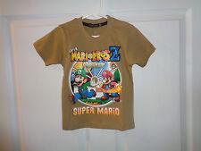Nwt Toddler Boy's - Super Mario Bros T- Shirt - 1-2 Yrs