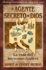 El Agente Secreto de Dios: La Vida del Hermano Andr (Paperback or Softback)