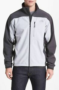 NEW Men's The North Face Apex Bionic Softshell fleece  windproof Jacket  SIZE M