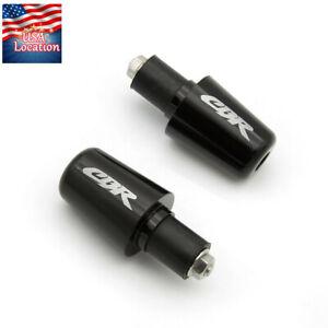 CNC Handle Bar Ends Grips Plug For CBR600F F2 F3 F4 F4I CBR954RR CBR929RR CBR919