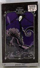 The Nightmare Before Christmas Jack Skellington Coffin Jewelry Box Tim Burton