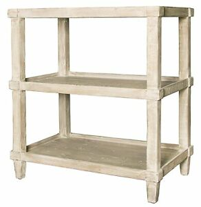 """30"""" T Adeline Set of 2 Night Stand Reclaimed Douglas Fir Hand Crafted Rustic"""