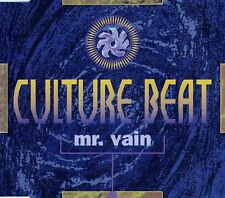 CULTURE BEAT : MR. VAIN / CD - TOP-ZUSTAND
