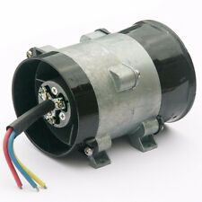 Airplane Car Electric turbine supercharger Turbo Boost Air Intake Fan 16A 200W