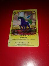 BELLA SARA SUNFLOWERS SERIES 11  BLUEFIDDLE 4/55 NON-FOIL CARD