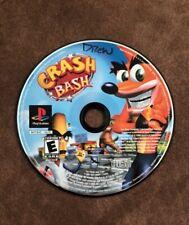 Crash Bandicoot - Crash Bash Ps1 PlayStation 1