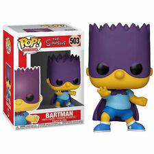 FUNKO POP 503  Simpsons Bartman
