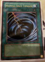 Yugioh MYSTICAL SPACE TYPHOON 1st Edition Card MRL-047 M/NM