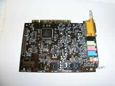 Creative Labs Sound Blaster Live! Model SB0060 Internal PCI Sound Card fast S&H