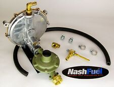 UNIVERSAL PROPANE CONVERSION KIT FOR PUSH LAWN MOWER SPUD CARBURETOR LPG SYSTEM