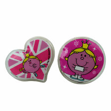 Hand warmers little miss princess design réutilisable hiver froid double rose