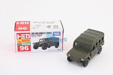 Takara Tomy Tomica #96 JSDF High Mobility Vehicle 1/70 Diecast Car Toy