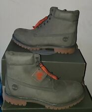 NEW AUTHENTIC TIMBERLAND® 6 INCH PREMIUM WATERPROOF GRAPE LEAF BOOT US 13