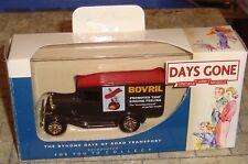LLEDO - DAYS GONE - FORD MODEL A VAN - BOVRIL  - BOXED