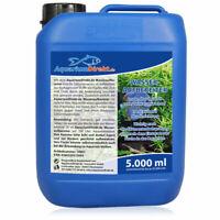 (2,96€/l) Aquarium Wasseraufbereiter 5.000 ml Kanister Wasseraufbereitung