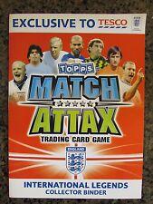 WORLD CUP MATCH ATTAX*2010 SOCCER CARD ALBUM*MARADONA*ZIDANE
