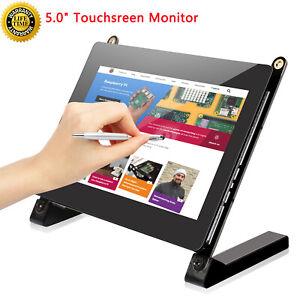 2021 Neu Portable Touch Screen Monitor Display LCD HDMI For Raspberry Pi Mini PC