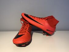 Mens Nike Mercurial Victory V1 DF FG Football Boots Size 10 Uk