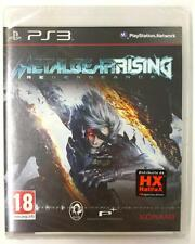METAL GEAR RISING - Revengeance  PS3 Sony Playstation