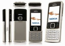 NOKIA 6300b FIDO CARRIER MOBILE CELL PHONE CELLULAR POCKET SIZE SMALL CANDY BAR