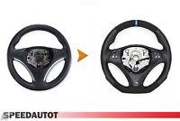 Échange Aplati Volant en Cuir BMW M-POWER E87 E81 E82 E84 E88 E90 E91 E92 E93
