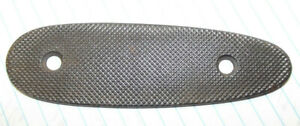 Winchester Checkered Steel Buttplate  (#J-817)