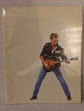 George Michael Faith Tour Program 1988